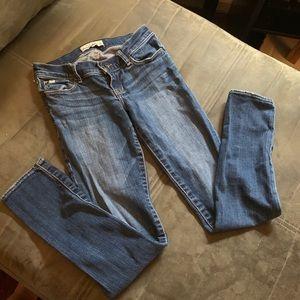 Girls jeans - Abercrombie size 12